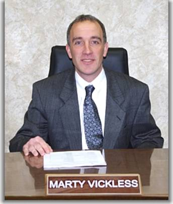 Marty Vickless